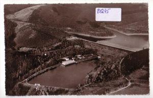 AK Kurt-Schreiber-Betriebe Osterode Harz Sösetalsperre Luftbild 1959 gelaufen
