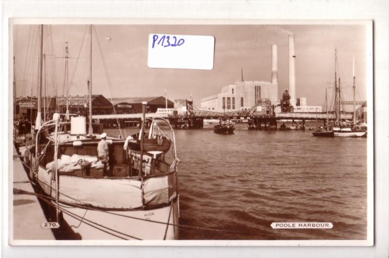 AK Großbritannien Poole Harbour