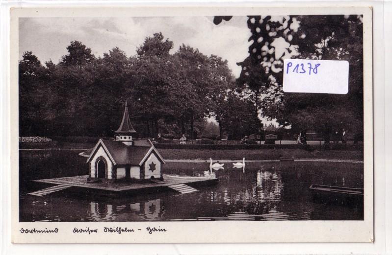 AK Dortmund Kaiser-Wilhelm-Hain Westfalenpark