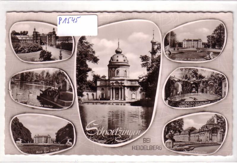 Schwetzingen bei Heidelberg