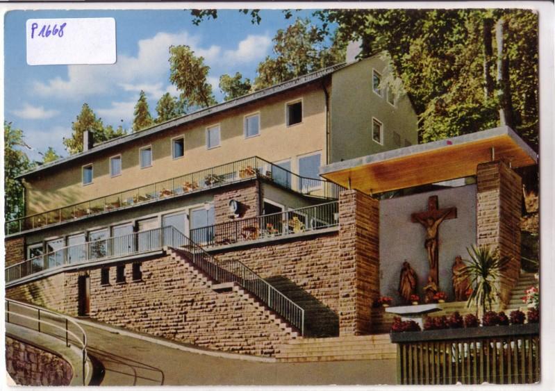 ak lohr am main maria buchen partie an der klosterpforte nr 7995829 oldthing. Black Bedroom Furniture Sets. Home Design Ideas