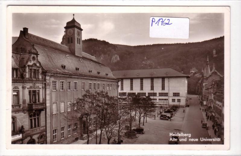 AK Heidelberg Alte und neue Universität