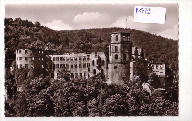 AK Heidelberg Schloß