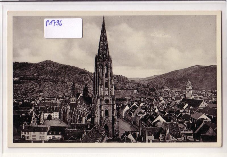 AK Freiburg i. Br. Münster