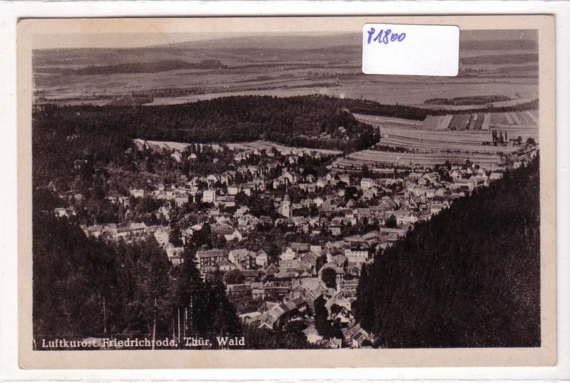 AK Friedrichroda Thüringer Wald