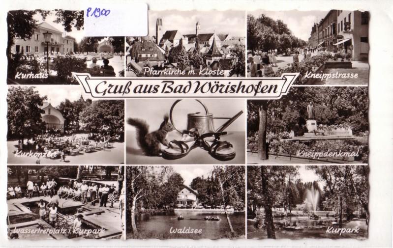 AK Bad Wörishofen