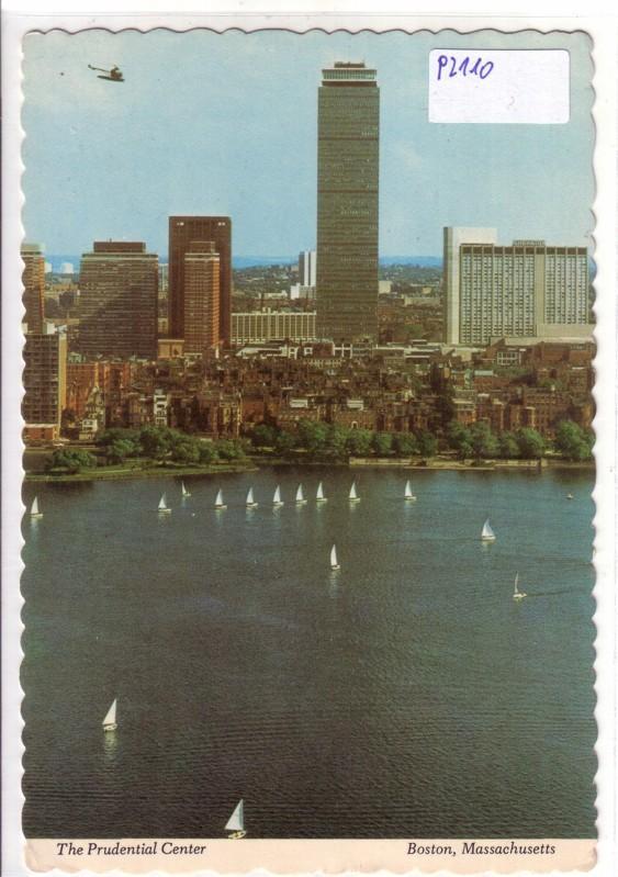 The Prudential Center Boston Massachusetts USA