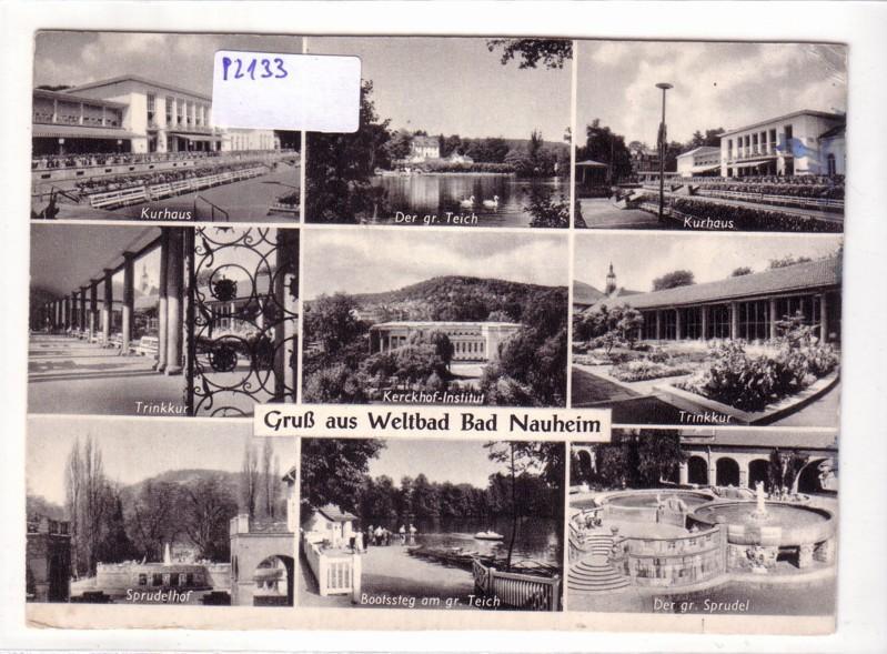 Gruß aus Weltbad Bad Nauheim
