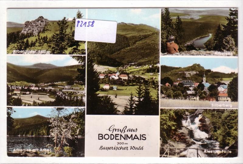 Gruß aus Bodenmais Bayerischer Wald