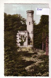 AK Hann. Münden 1962 Tillyschanze Aussichtsturm ungelaufen