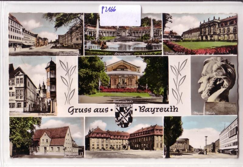 Gruss aus Bayreuth
