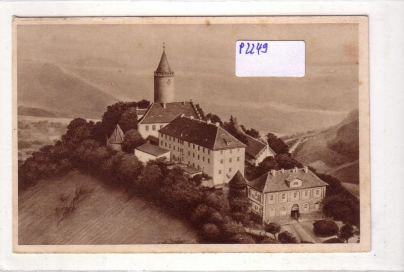 Das schöne Deutschland Bild 143: Leuchtenburg bei Kahla a. Saale