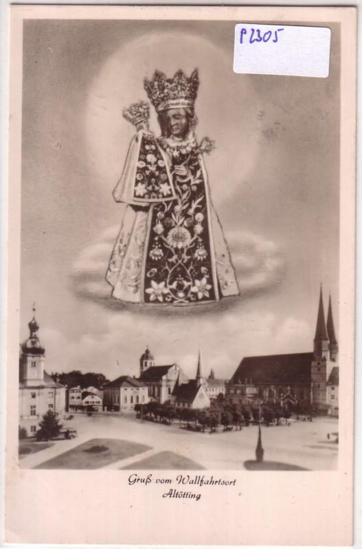 Wallfahrtsort Altötting Maria
