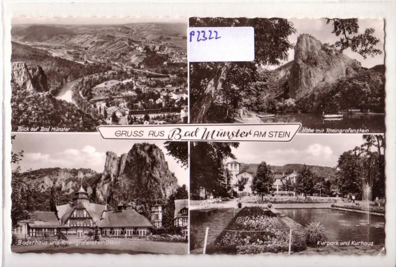 Gruss aus Bad Münster am Stein