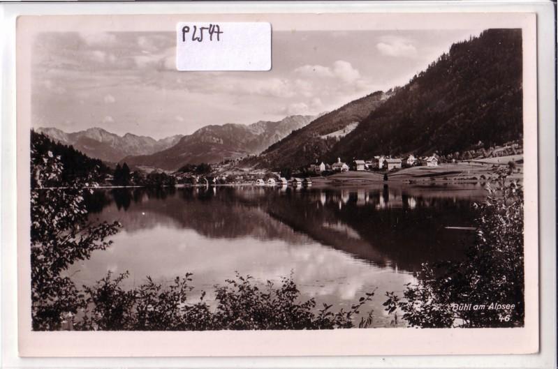 Bühl am Alpsee Allgäu bei Immenstadt