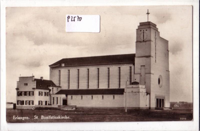 Erlangen St. Bonifatiuskirche