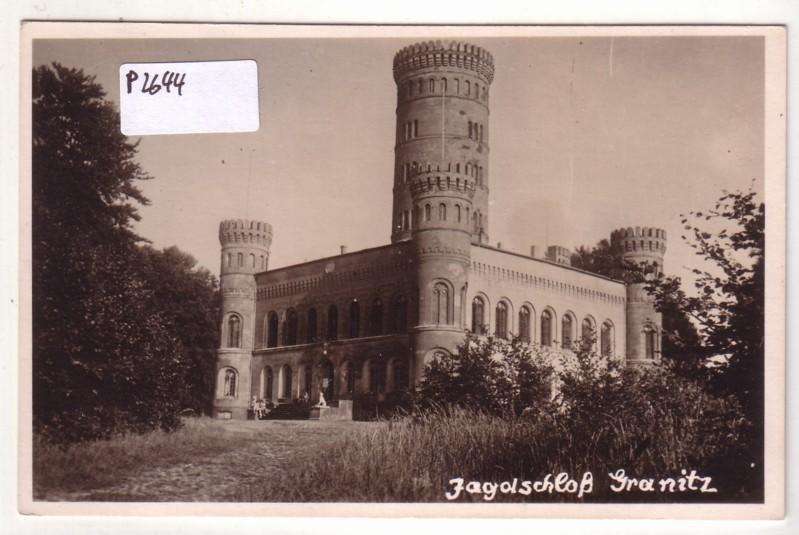 Jagdschloß Jagdschloss Granitz