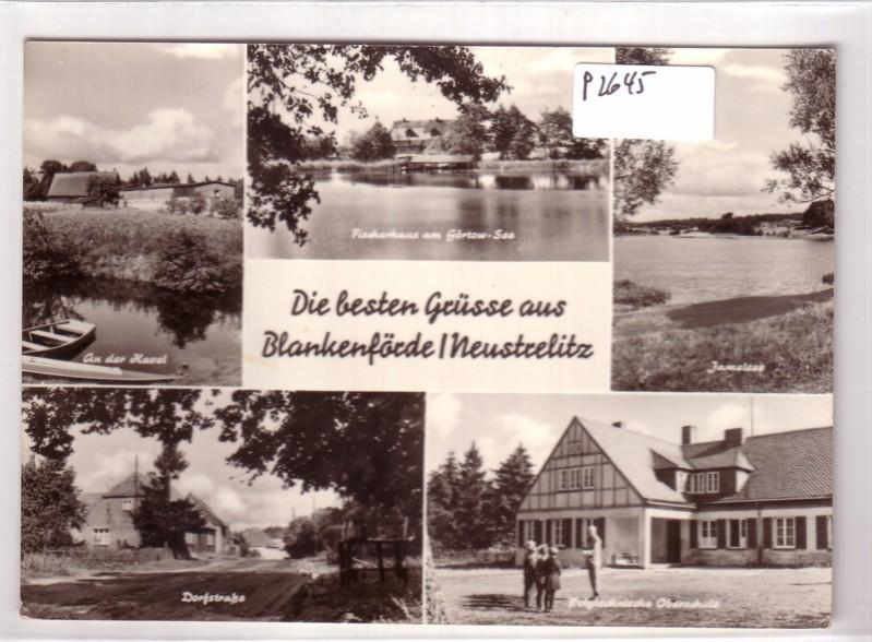 Die besten Grüsse aus Blankenförde Neustrelitz
