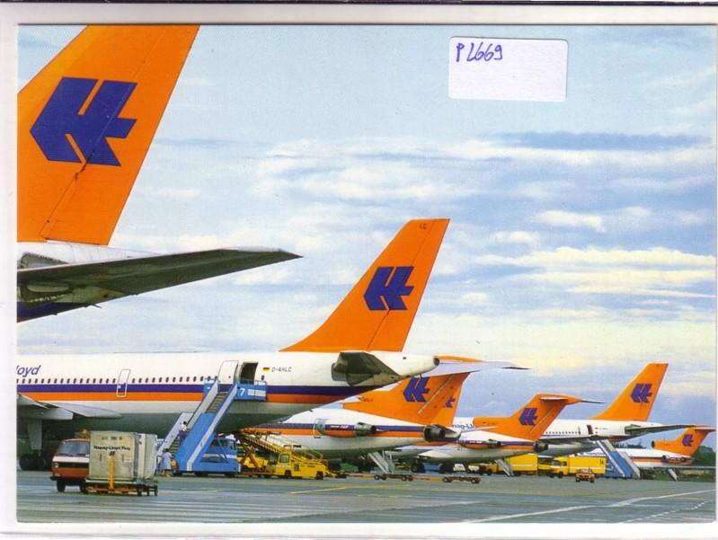Hapag-Lloyd Flug - Flugzeug Flugzeuge Flughafen - Boeing