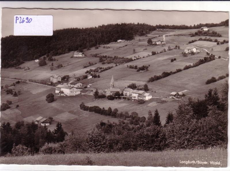 Langfurth Bayer. Wald
