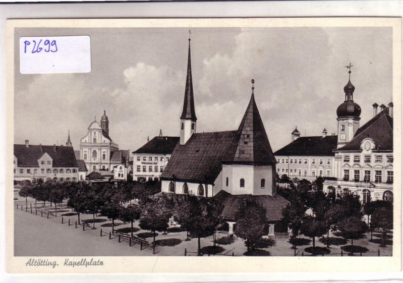 Altötting Kapellplatz