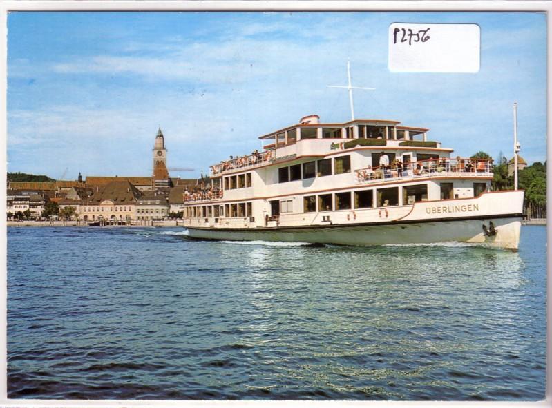 Überlingen Bodensee Schiff