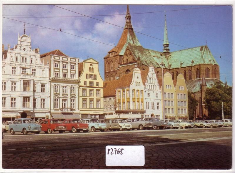 Rostock Ernst-Thälmann-Platz