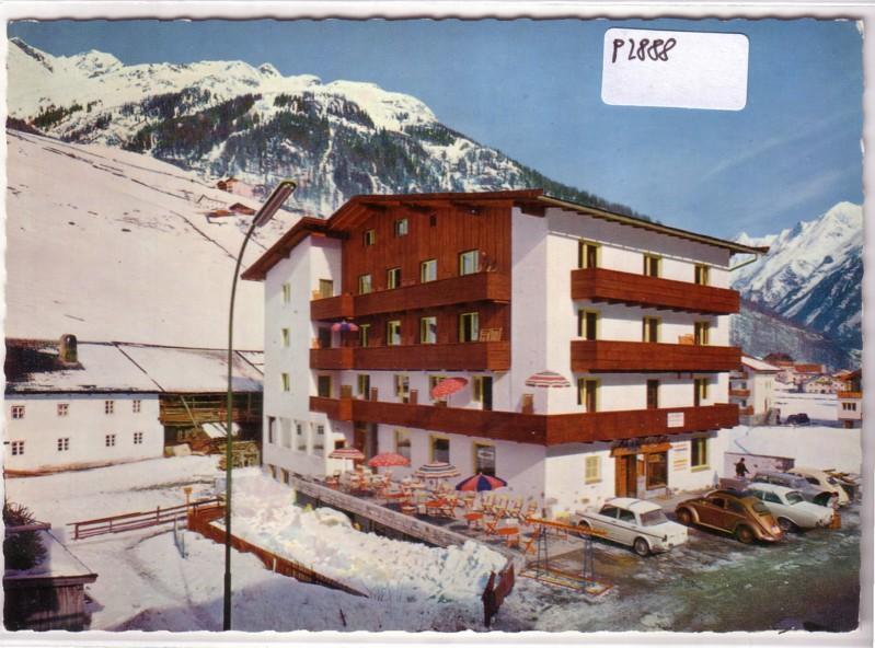 Hotel Stefan Skiparadies Sonnenparadies Sölden Ötztal Tirol Milchbar