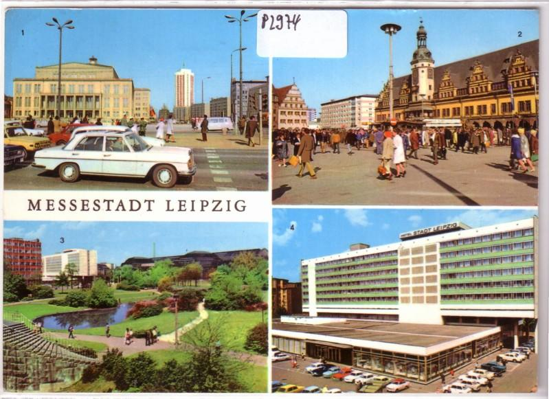 Messestadt Leipzig