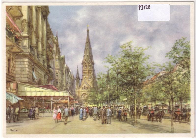 Das alte Berlin: Kurfürstendamm