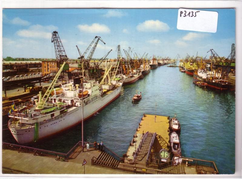 Bremen Hafen