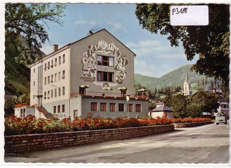Schladming Jugendherberge Stadtsaal Österreich