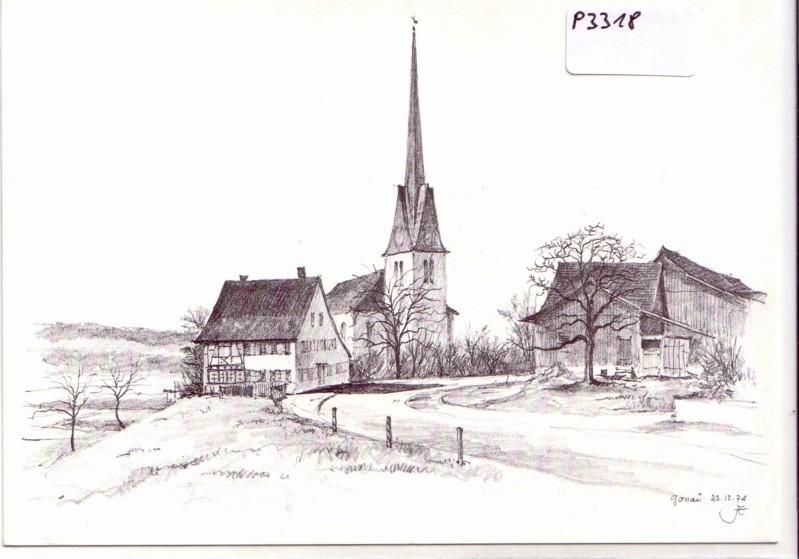Gossau Eschenmoser Unbekanntes vom Zürcher Dorf