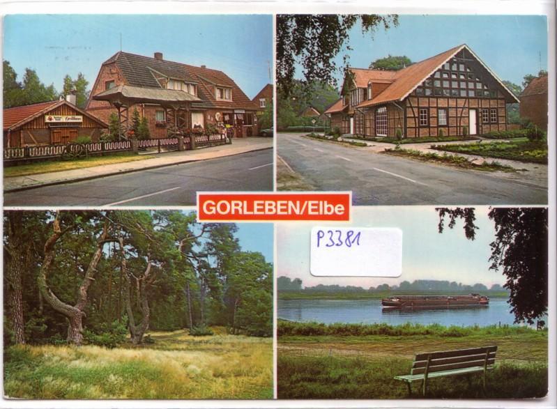 Gorleben Elbe