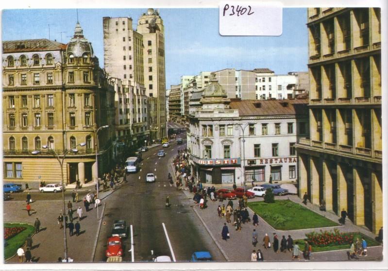 Bukarest Calea Victoriei Rumänien