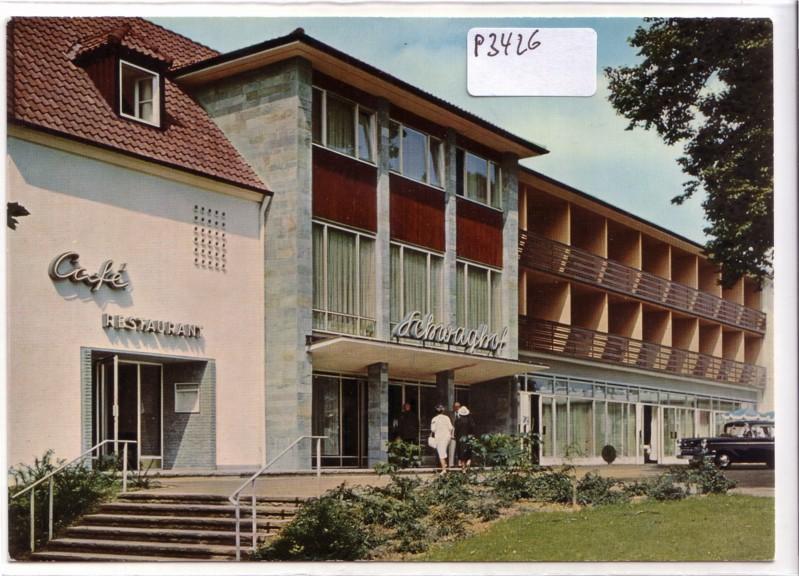 ak bad salzuflen saatliches hotel der schwaghof nr. Black Bedroom Furniture Sets. Home Design Ideas