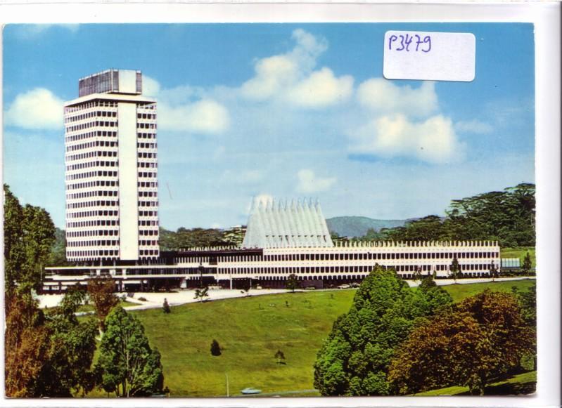 Parlament Gebäude Kuala Lumpur