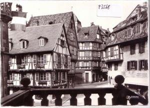 AK Frankreich Colmar Haut-Rhin Rue des Marchands ungelaufen