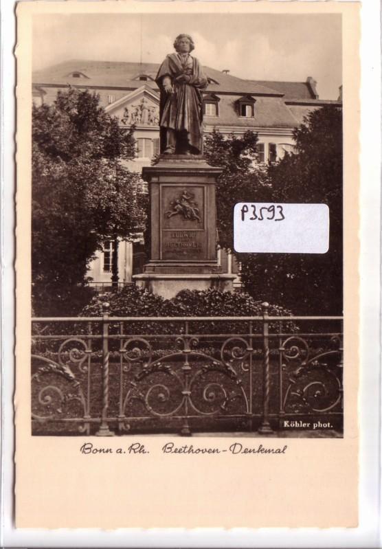 Bonn Beethoven-Denkmal