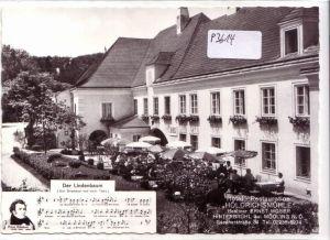 AK Österreich Hotel Restauration Höldrichsmühle Ernst Moser Hinterbrühl bei Mödling N. Ö. ungelaufen