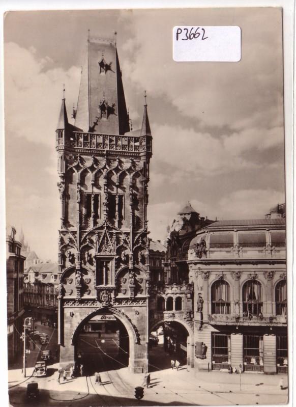 Praha Prag Prasna Brana