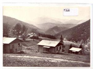 AK Slowakei Nizke Tatry Chatova osada Magurka ungelaufen