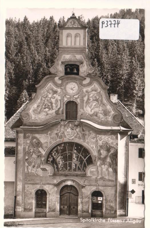 Spitalkirche Füssen