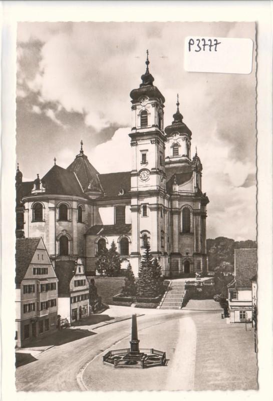Ottobeuren Marktplatz