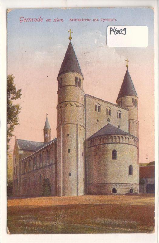 Gernrode Harz Stiftskirche (St. Cyriaki)