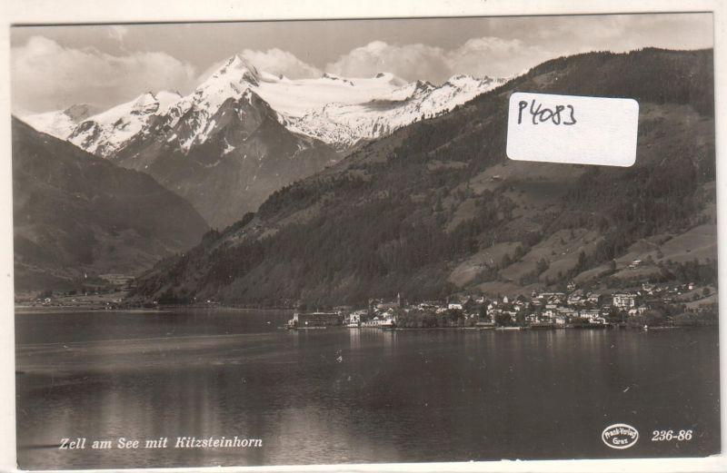 Zell am See mit Kitzsteinhorn