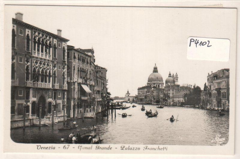 Venezia Venedig Canal Grande Palazzo Franchetti