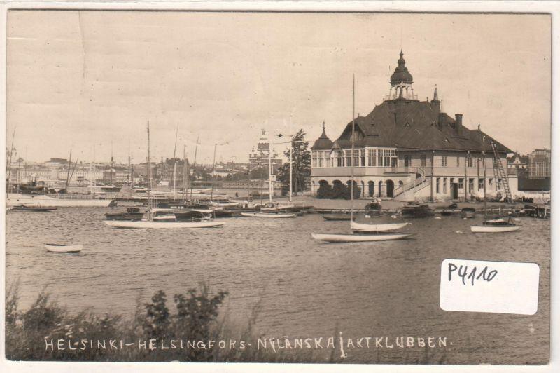 Helsinki Helsingfors Nyklänskajaktklubben