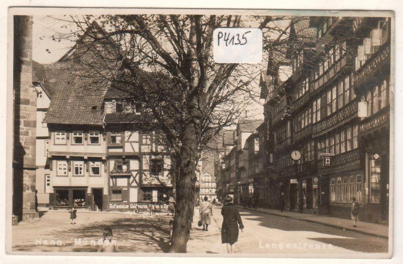 Hann. Münden Langestrasse