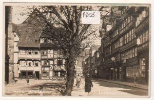 AK Hann. Münden Langestrasse 1929 gelaufen